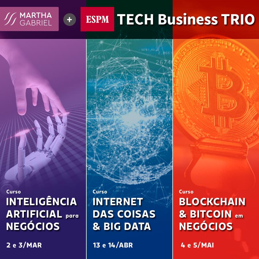 Tech Business Trio