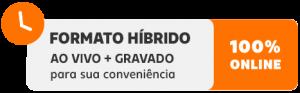 Formato Híbrido - 100% online