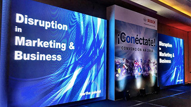 Opening keynote at Partners Convention - BOSCH, Panama City, Apr.2016