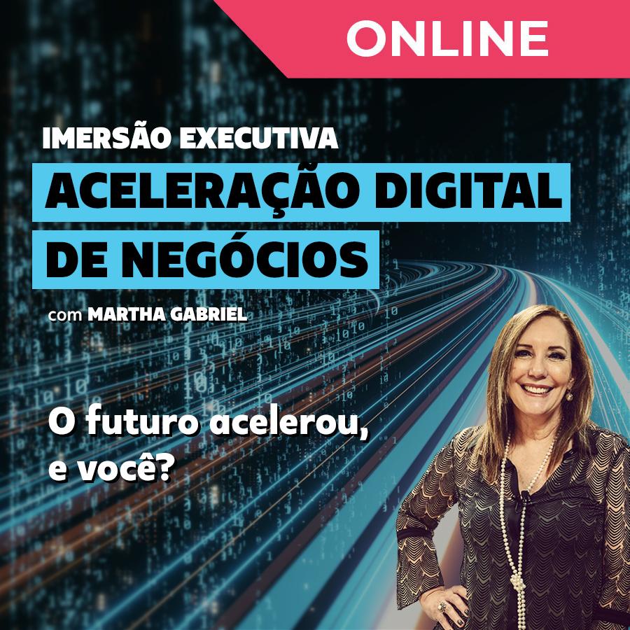 Imersão Executiva em Aceleração Digital de Negócios